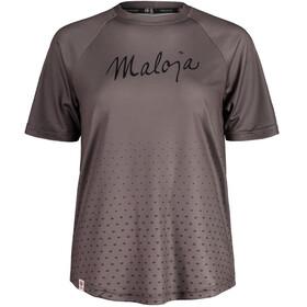 Maloja HaslmausM. Multi 1/2 Short Sleeve Multisport Jersey Women, stone